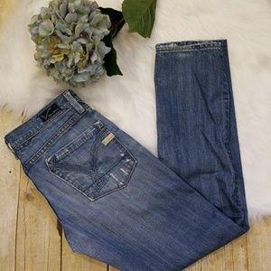 Vigoss Angelina Skinny Stretch Jeans